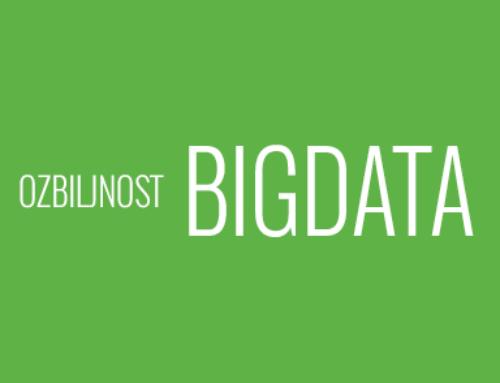 Treba nam ozbiljan BigData Developer