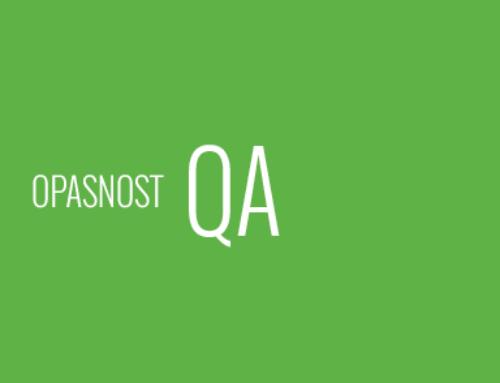 Opasan QA inženjer koji ume da piše automatske testove