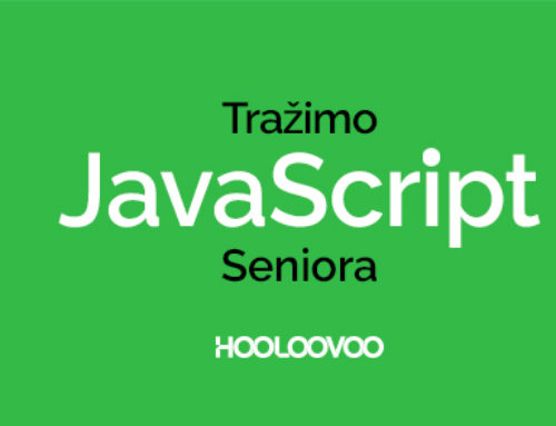 Tražimo Javascript Seniora!